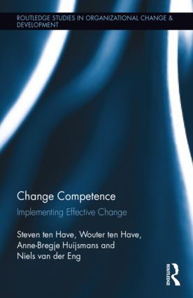 Change Competence: Implementing Effective Change book cover