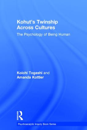 Kohut's Twinship Across Cultures: The Psychology of Being Human book cover