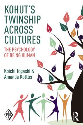 Kohut's Twinship Across Cultures: The Psychology of Being Human, 1st Edition (Paperback) book cover