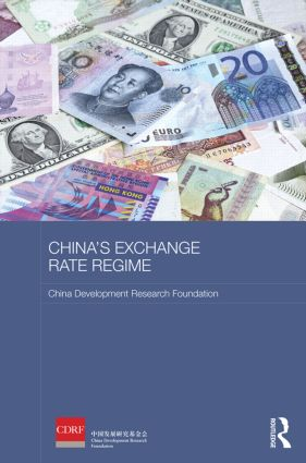 China's Exchange Rate Regime book cover