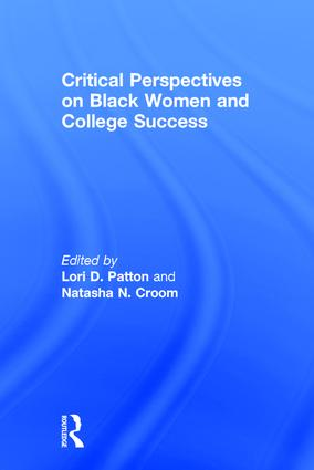 Black Women's College Experience: Influence of Sociostructural Stressors