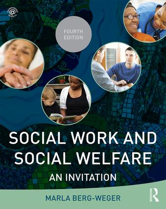 Social Work and Social Welfare: An Invitation, 4th Edition (Paperback) book cover
