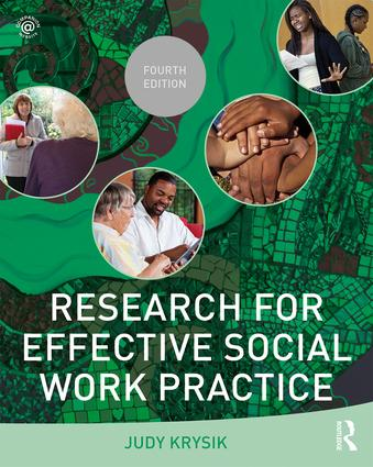 Research for Effective Social Work Practice book cover
