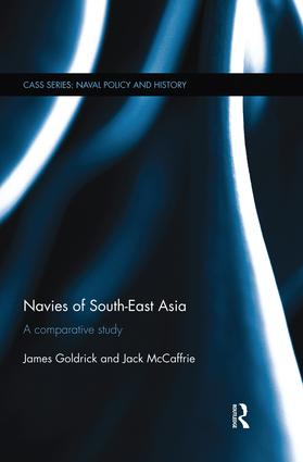 Navies of South-East Asia: A Comparative Study book cover