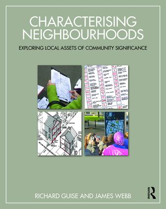 Characterising Neighbourhoods: Exploring Local Assets of Community Significance, 1st Edition (Paperback) book cover
