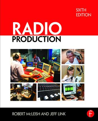 Radio Production book cover