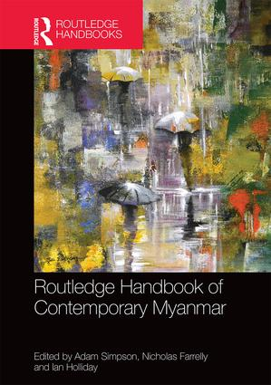 Routledge Handbook of Contemporary Myanmar book cover