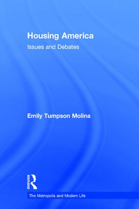 Housing America: Issues and Debates book cover
