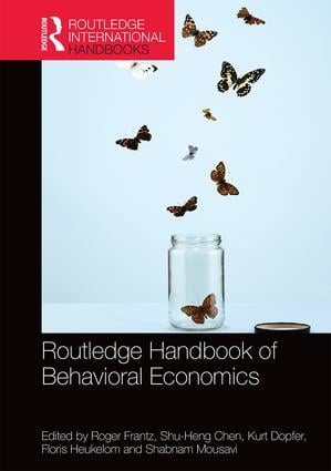 Routledge Handbook of Behavioral Economics book cover