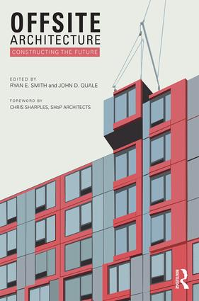Offsite Architecture: Constructing the future book cover