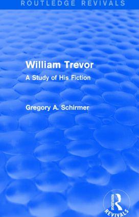 William Trevor (Routledge Revivals)