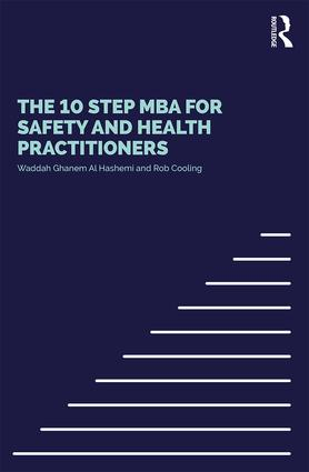 The 10 Step MBA for Safety and Health Practitioners book cover