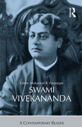 Swami Vivekananda: A Contemporary Reader, 1st Edition (Paperback) book cover