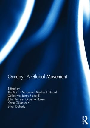 Occupy! A global movement book cover