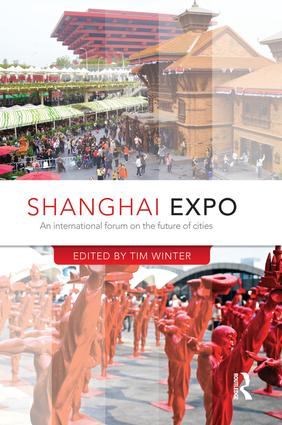 Shanghai Expo: An International Forum on the Future of Cities book cover