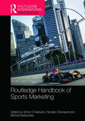 Routledge Handbook of Sports Marketing book cover