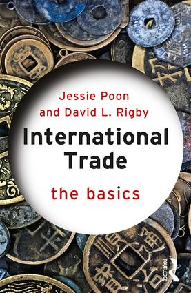 International Trade: The Basics (Paperback) book cover
