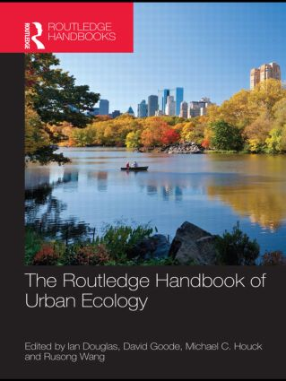 The Routledge Handbook of Urban Ecology (Paperback) book cover