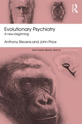 Evolutionary Psychiatry: A new beginning, 1st Edition (Paperback) book cover