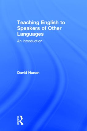 Teaching English to Speakers of Other Languages: An Introduction, 1st Edition (Hardback) book cover