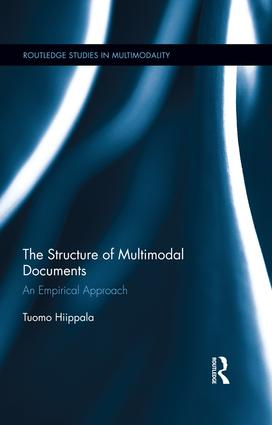 The Structure of Multimodal Documents: An Empirical Approach book cover