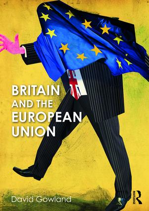 Britain and the European Union book cover