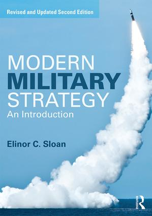 Modern Military Strategy: An Introduction book cover