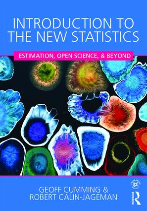 Introduction to the New Statistics (Paperback) book cover
