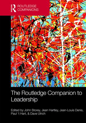 The Routledge Companion to Leadership book cover