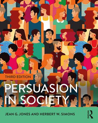 Persuasion in Society: 3rd Edition (Paperback) book cover