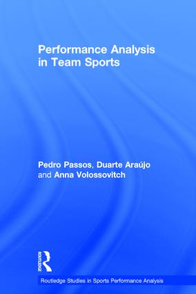 Performance Analysis in Team Sports book cover