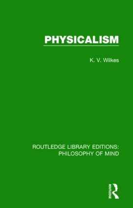 Physicalism book cover