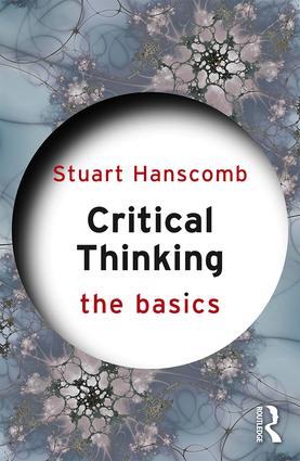 Critical Thinking: The Basics book cover