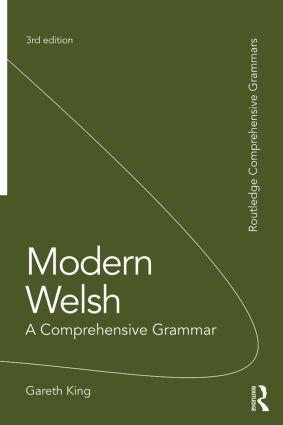 Modern Welsh: A Comprehensive Grammar book cover