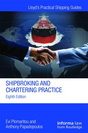 Shipbroking and Chartering Practice book cover