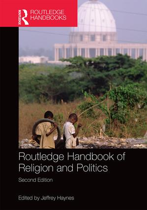 Routledge Handbook of Religion and Politics book cover