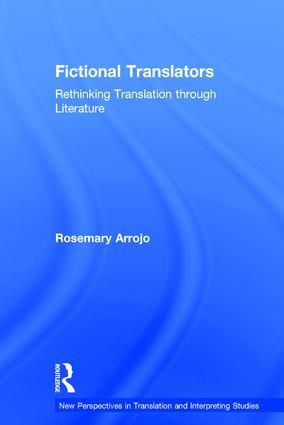 Fictional Translators: Rethinking Translation through Literature, 1st Edition (Hardback) book cover