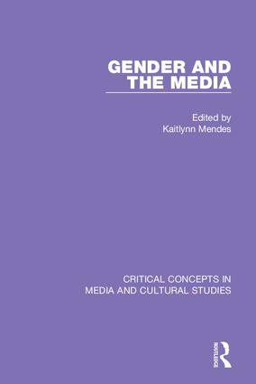 Gender and the Media: 1st Edition (Hardback) book cover