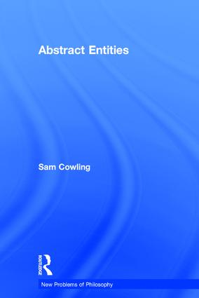 Abstract Entities book cover