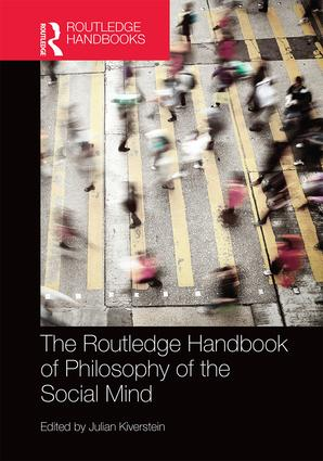 The Routledge Handbook of Philosophy of the Social Mind book cover