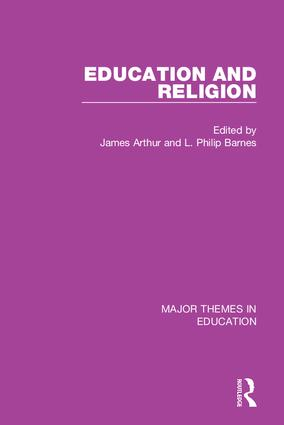 Education and Religion book cover