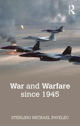 War and Warfare since 1945 book cover
