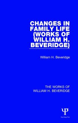 The Economics of Family Life