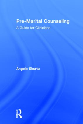 Pre-Marital Counseling: A Guide for Clinicians, 1st Edition (Hardback) book cover