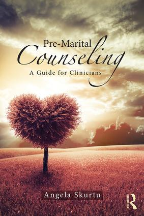 Pre-Marital Counseling: A Guide for Clinicians, 1st Edition (Paperback) book cover