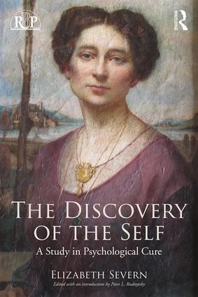 The Discovery of the Self: A Study in Psychological Cure (Paperback) book cover