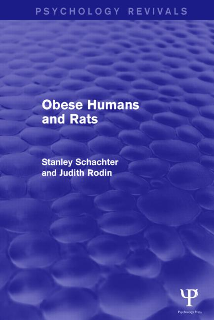 Obese Humans and Rats (Psychology Revivals): 1st Edition (Paperback) book cover