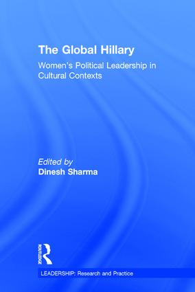 The Global Hillary: Women's Political Leadership in Cultural Contexts book cover