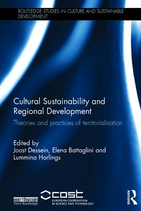 Cultural Sustainability and Regional Development: Theories and practices of territorialisation (Hardback) book cover