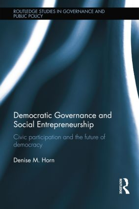 Democratic Governance and Social Entrepreneurship